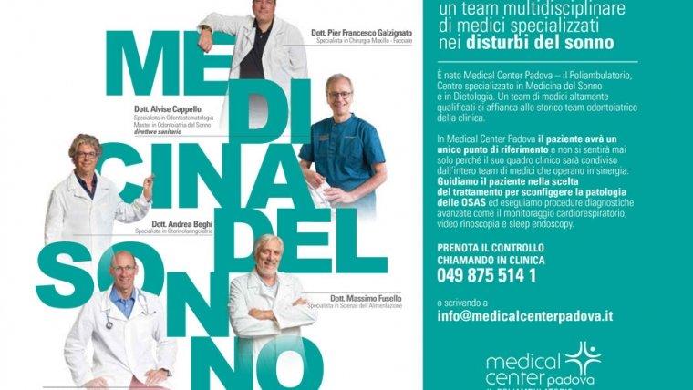 Novità Medical Center Padova