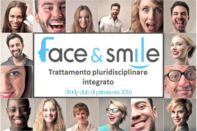 Face & Smile: Trattamento pluridisciplinare integrato – 21 maggio 2016 Mantova