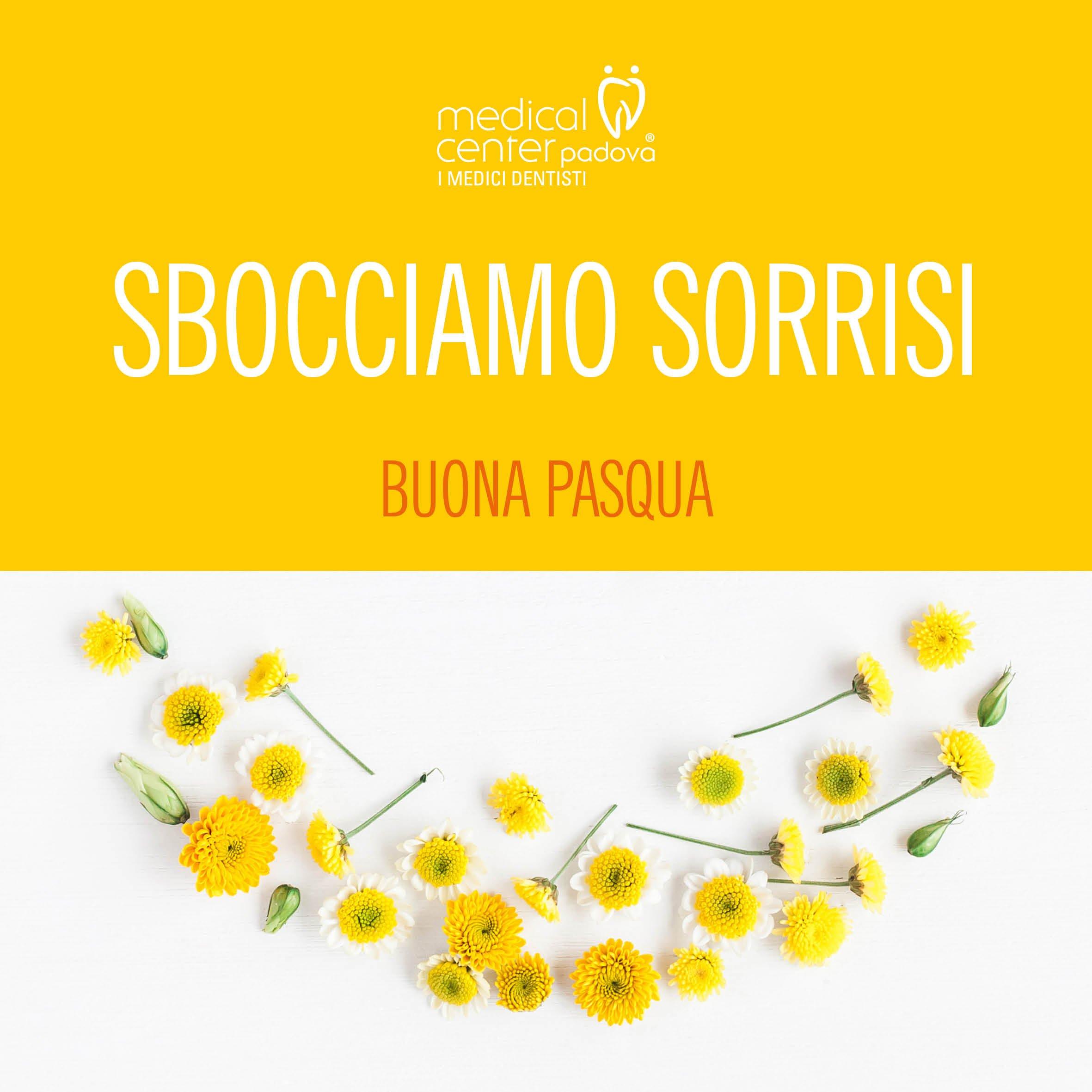 Buona Pasqua! – Il team di Medical Center Padova