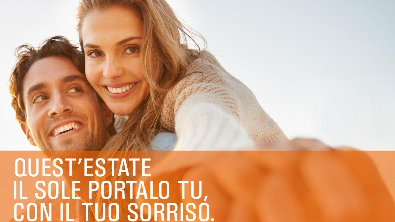 Scegli uno dei 4 pacchetti promozionali per un sorriso raggiante e sano