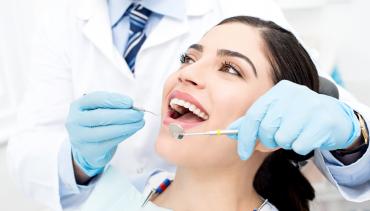 Prevenzione dentale: visite e pulizia dei denti