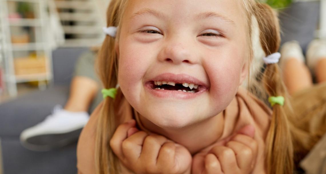 Cure dentali per bambini disabili